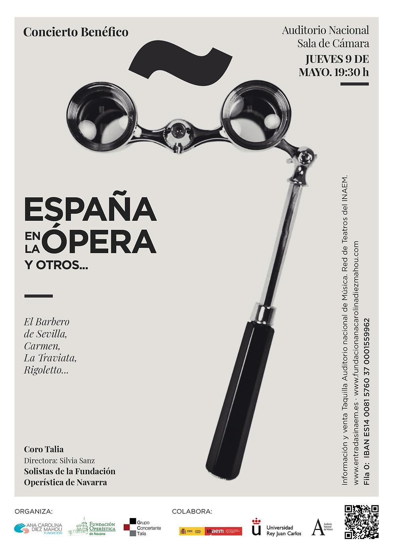 España en la Opera