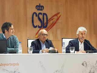 Presentada en el CSD la V Jarama María de Villota