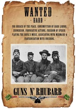 Guns n rhubarb 2