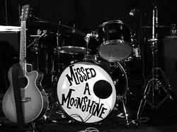 Missed a moonshine
