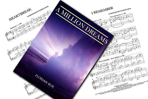 Full Album A Million Dreams Sheet Music Download