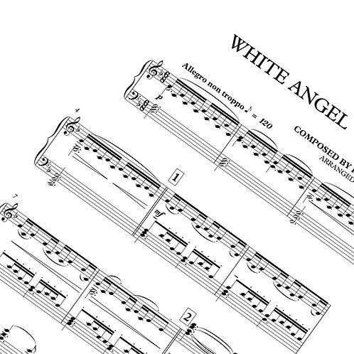 White Angel - Sheet Music (Download)
