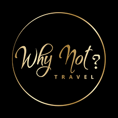 Why Not Travel Afrcia Black and Gold.png