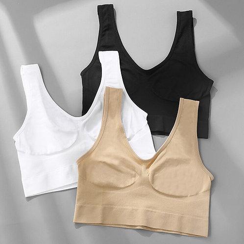 Women Wireless Breathable Underwear Sexy Lingerie