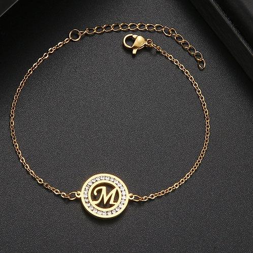 Initial A-Z Bracelet (JW01027)