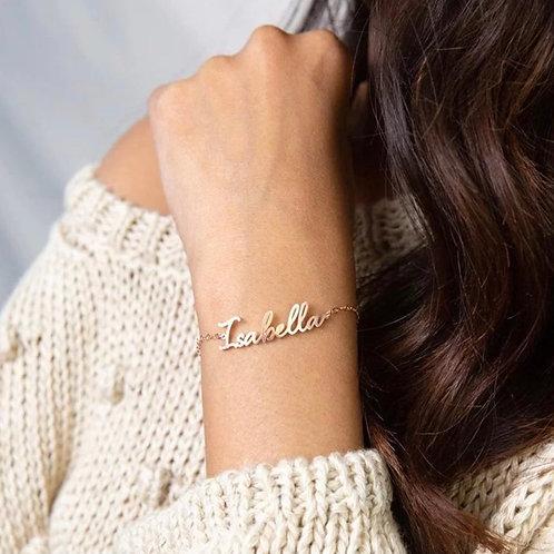 Personalised Name Bracelet (JW01040)