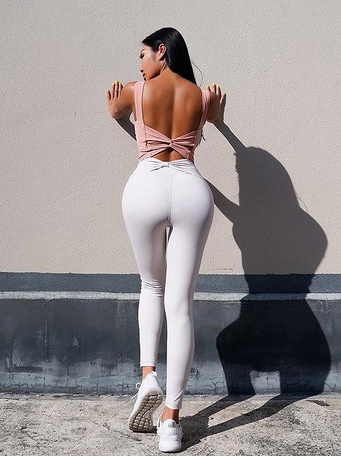 Women High Waist Push Up Hip Leggings