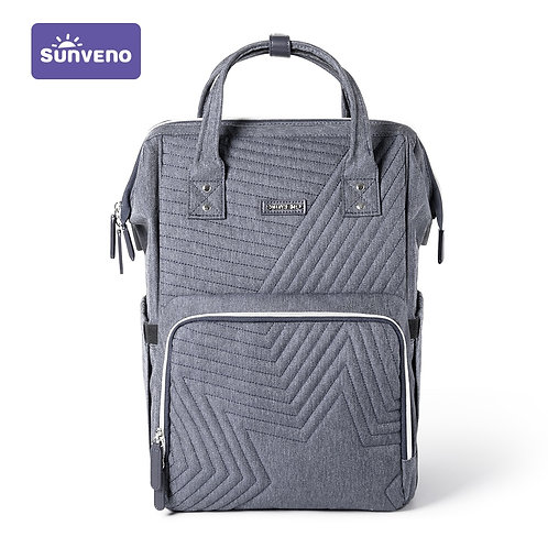 Sunveno Diaper Bag Backpack Maternity Baby Nappy Bag