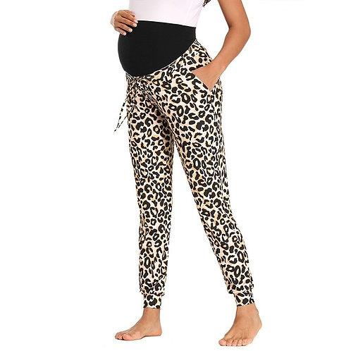 Women's Maternity Pants Stretchy Comfy Lounge Pants