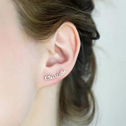 Personalized Name Earrings (JW01036)