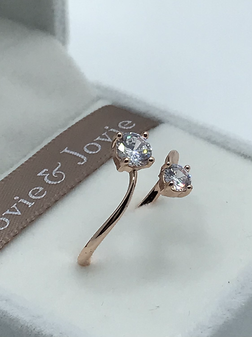 You and me ring