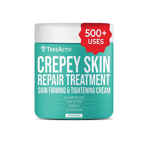 TreeActiv Crepey Skin Repair Treatment   Anti-Wrinkle & Stretch Marks Remover