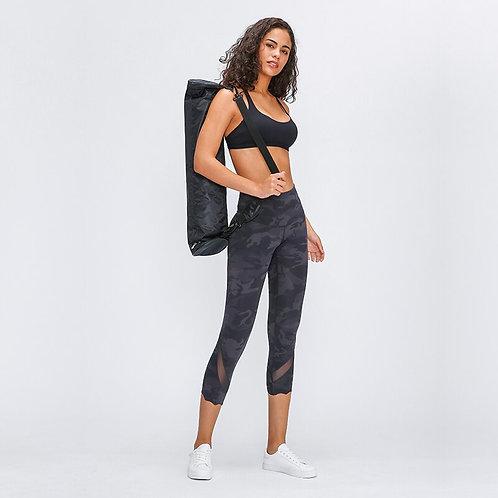 Skinny Hem Fitness Yoga Bra Top