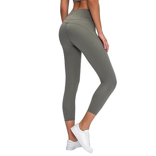 Fast-Drying Fabric Training Fitness Leggings