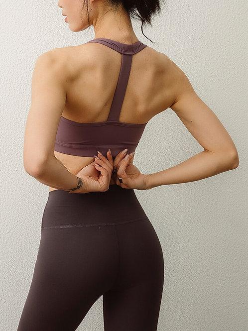 Beauty Back Running Yoga Bra
