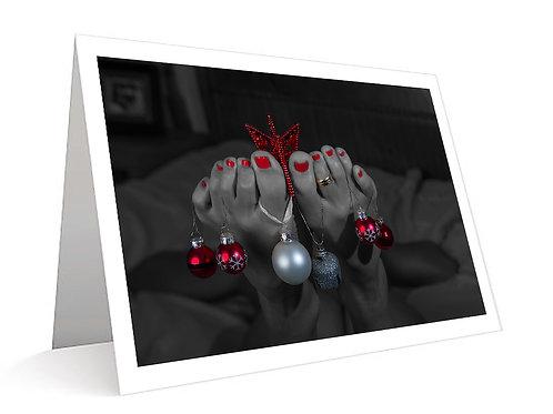 Feetxmas - Holiday card