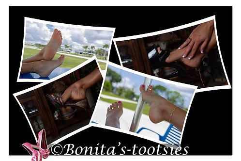 3 Feet Candid Photos - Digital Files