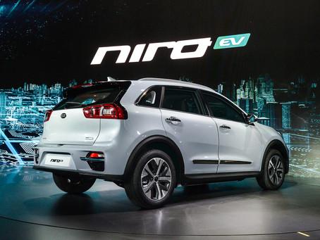 全新電動車 KIA Niro EV 公佈售價