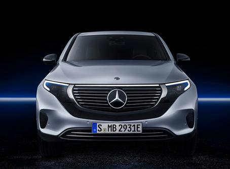 Benz 首款電動SUV EQC 今明年已售罄!