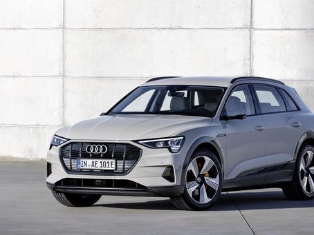 Audi E-Tron英國售價出爐  比Tesla Model X便宜2萬英鎊!