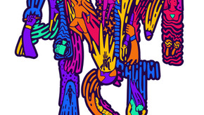 Animist Poster Design