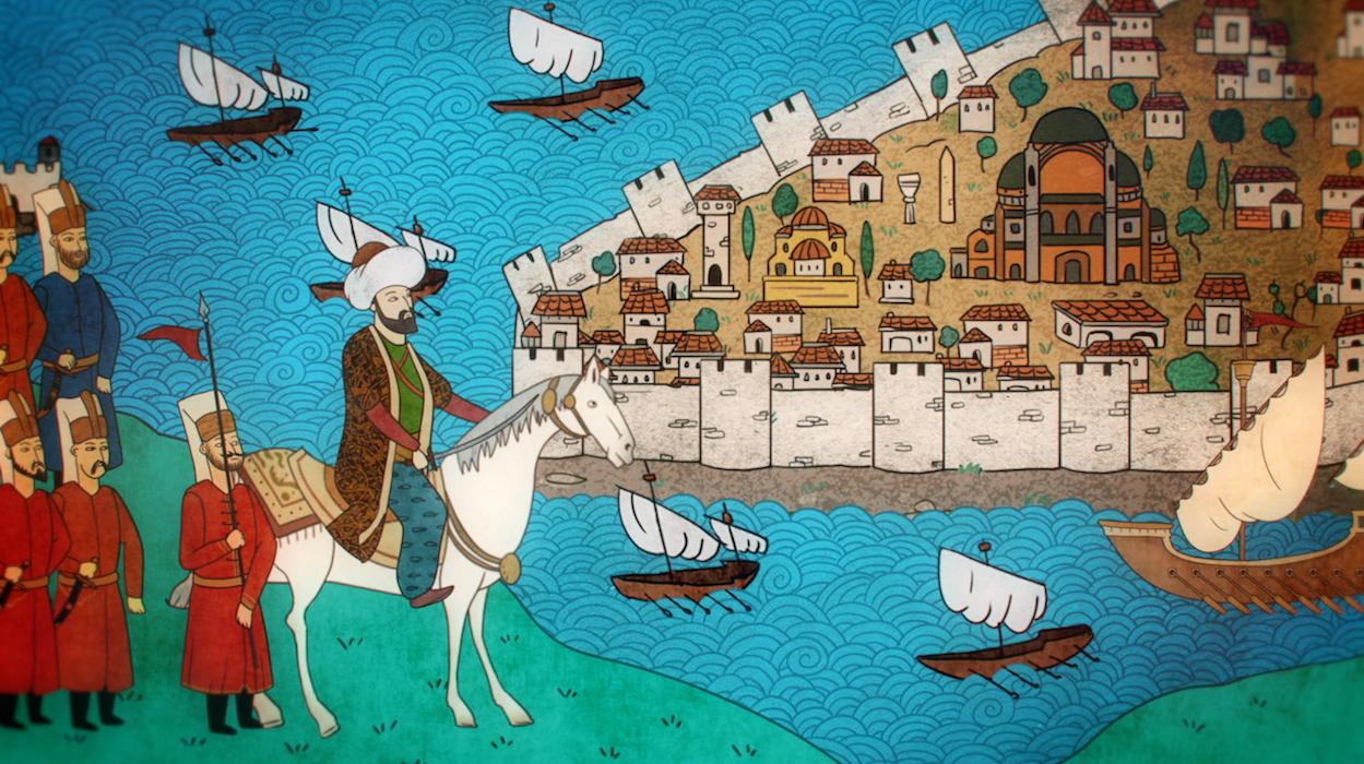 Rise of the Ottoman Empire