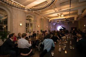 Kozmonot at TED SOCIAL/ LONDON
