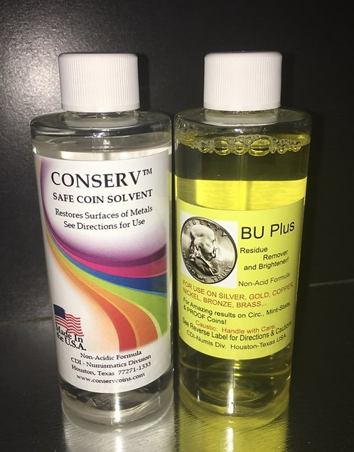 4 Ounce Conserv and BU Plus