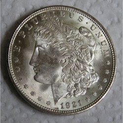 Conserv Morgan Dollar 5