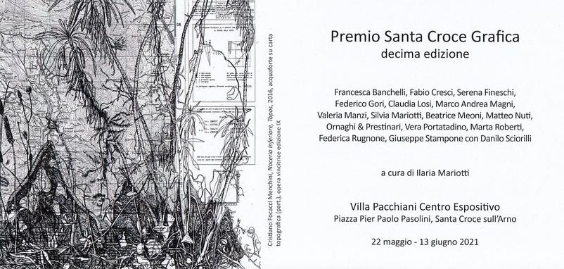 Premio Santa Croce Grafica