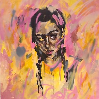 Emily Sarah Art painting