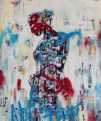 Emily Sarah Art artist portrait painting