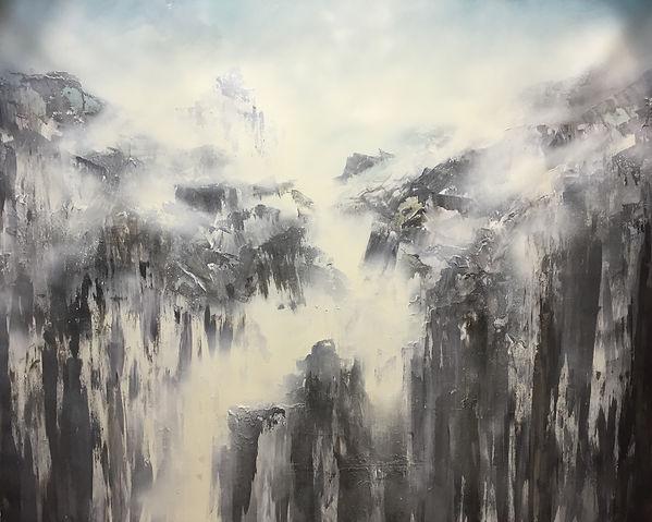 Emily Sarah Art Abtract Painting