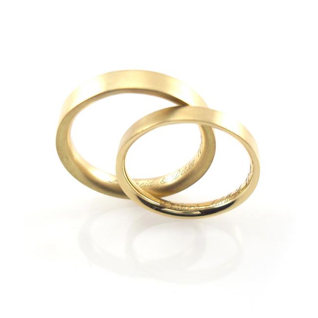 Verlovings- en trouwringen