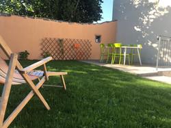 """Jardin """"Le Florentin"""""""