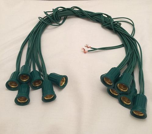 12 socket parallel string