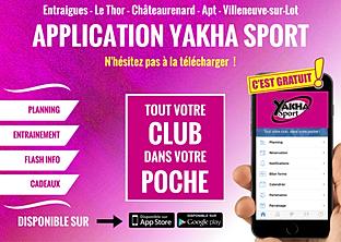 yakha sport vaucluse