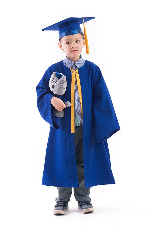 Комплект для детей, синий