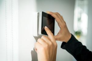 Security Alarm System Installation