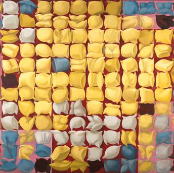 pillow grid