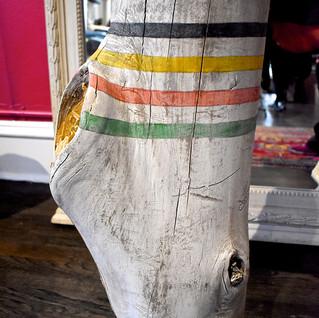 pendelton log