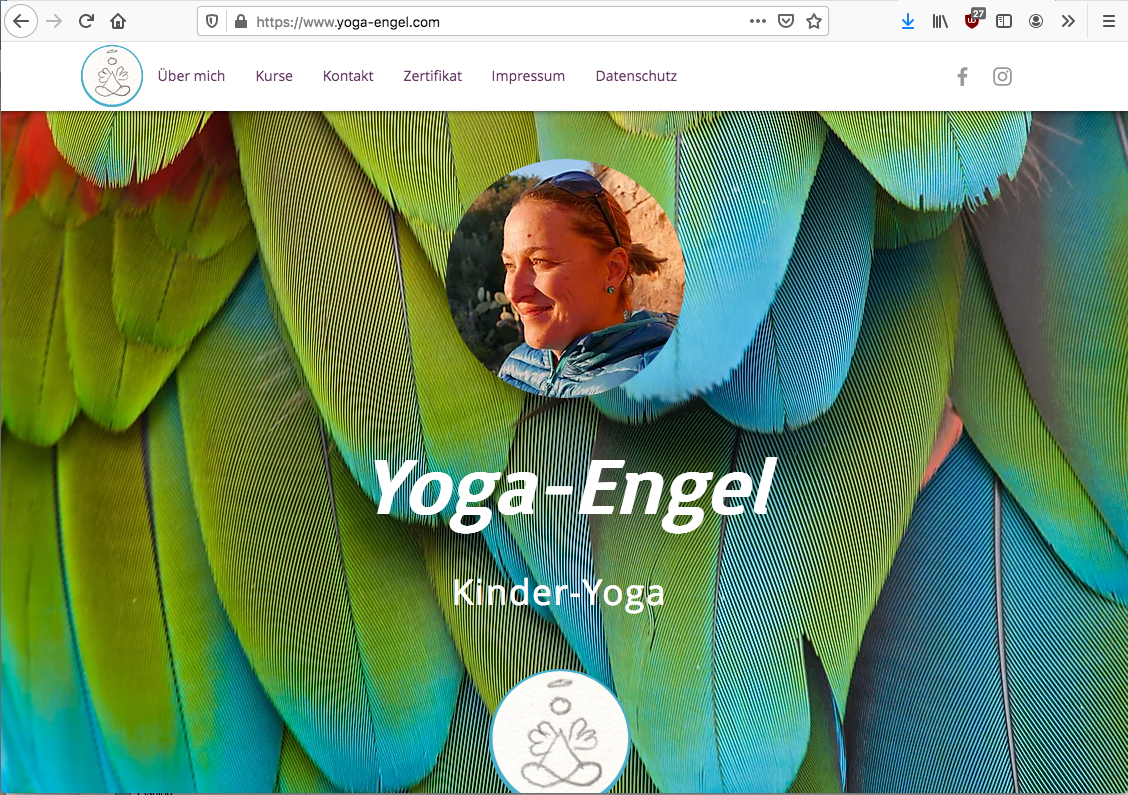 Yoga Engel