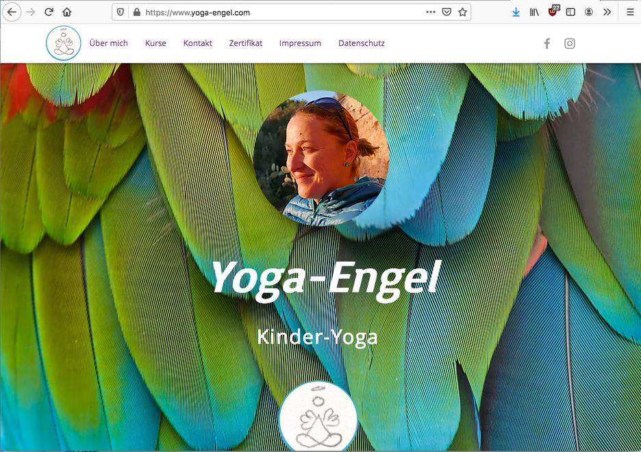 Yoga Engel