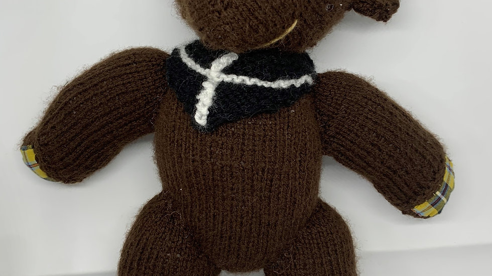 Dark Brown Teddy