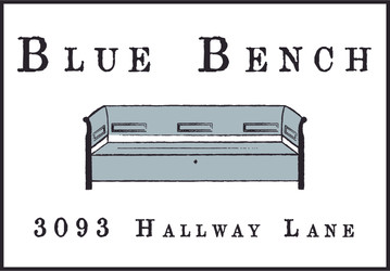 Blue Bench House