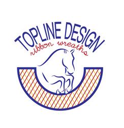 Topline Design Ribbon Wreaths