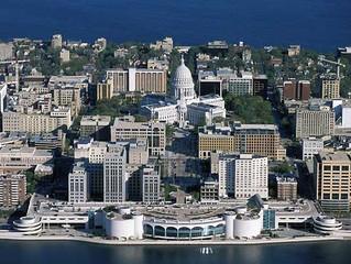 Downtown Madison WI, birthplace of VitalOrganization