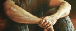 Steve Bisley - detail