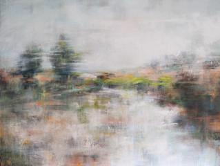 "Latest Exhibition ""Trees, Clouds & a Big Big Bird"""