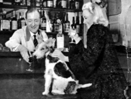 October 1941 celebrating Raf's birthday